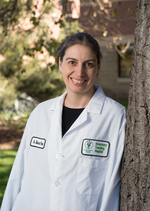 Dr. Rebecca Packer